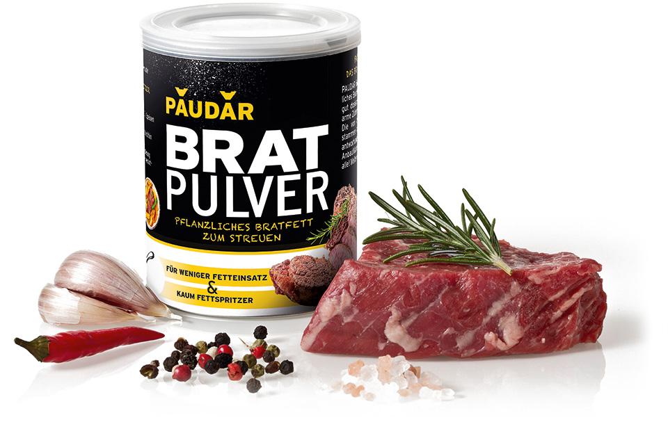 PAUDAR Bratpulver