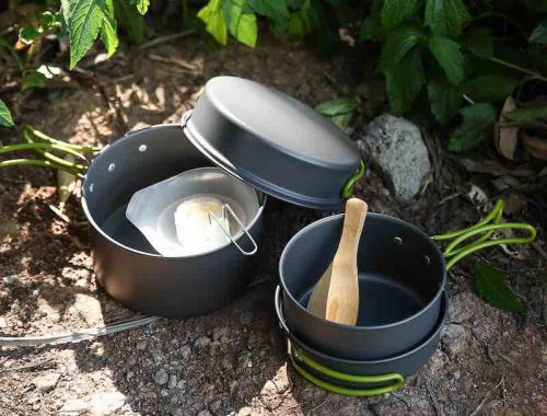 Kochen Outdoor