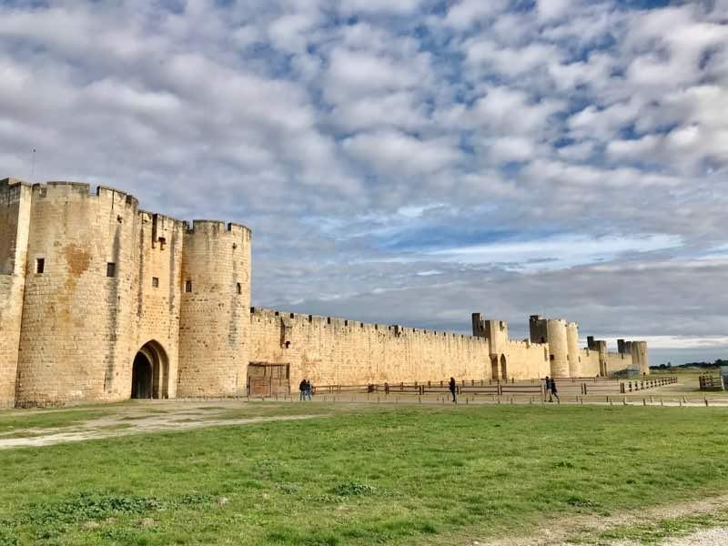 Stadtmauer Aigues Mortes 2