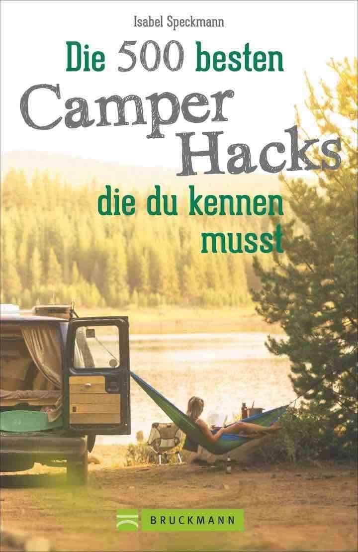 500 Camper Hacks Buchcover