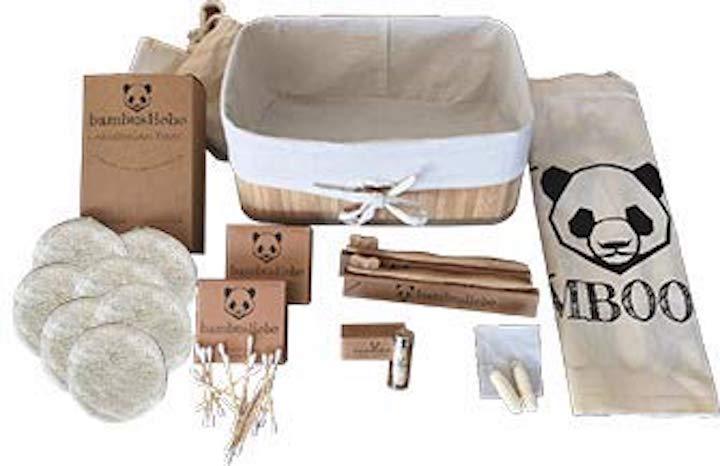 Bambus Geschenkset