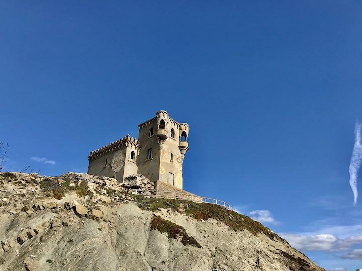 Burg bei Tarifa