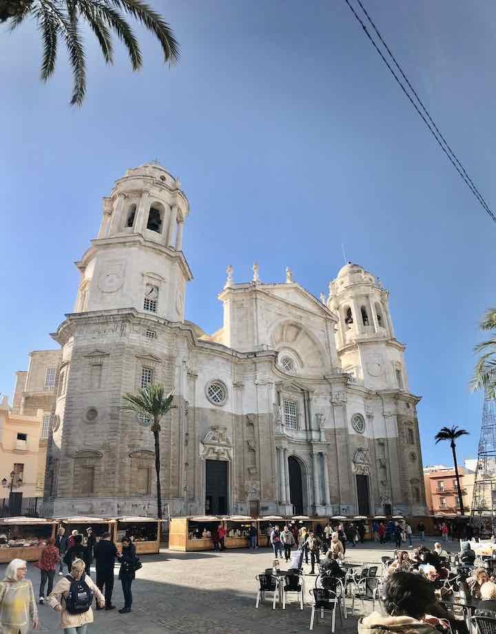 Cathedral de Santa Cruz