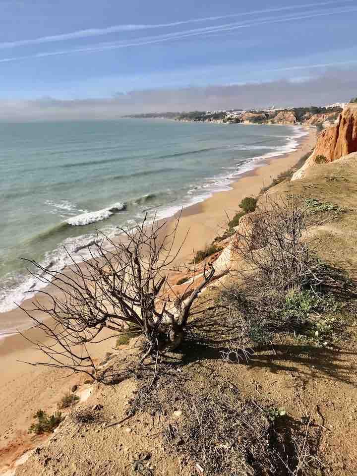 Erster Stopp an der Algarve