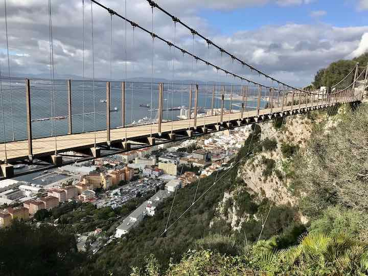 Hängebrücke Gibraltar