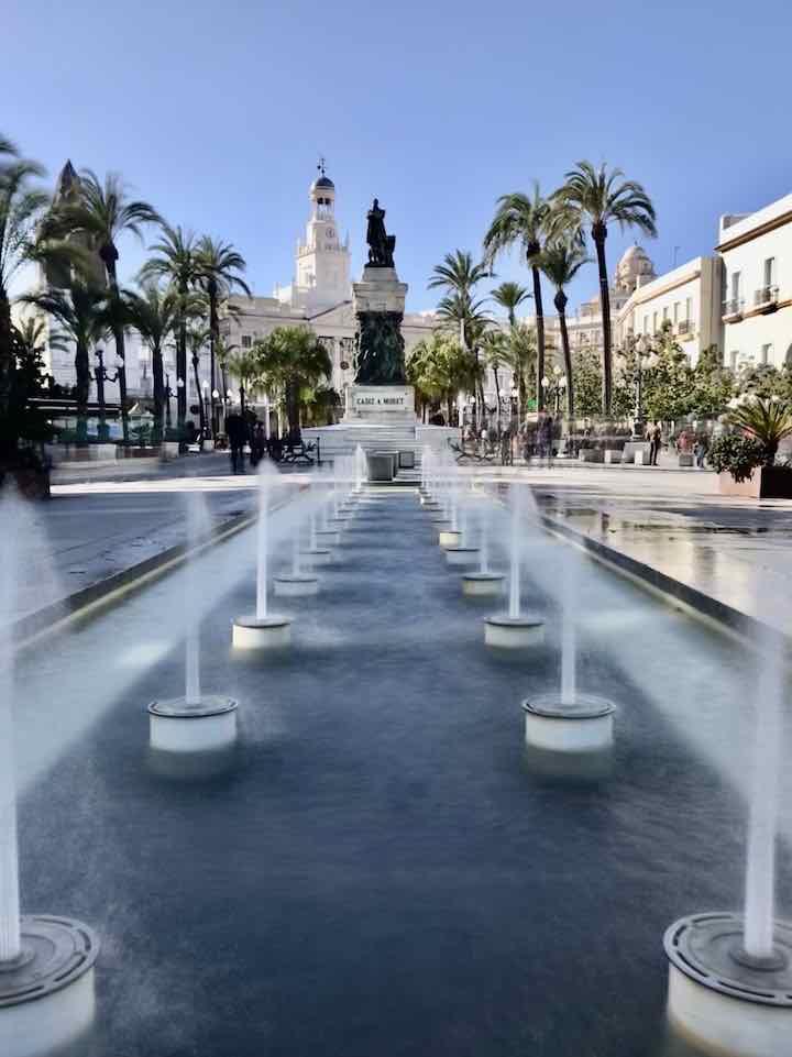 Innenstadt Cadiz
