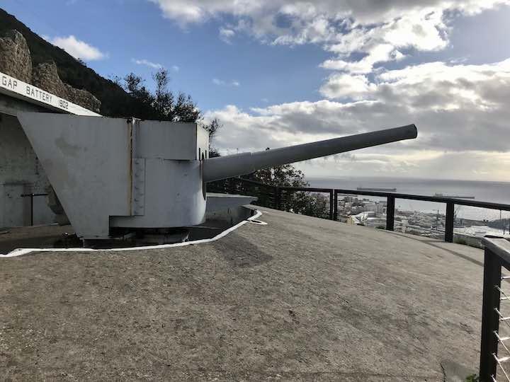 Kanone Gibraltar