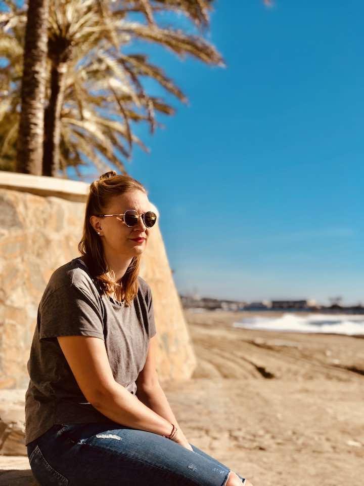 Laura in Marbella