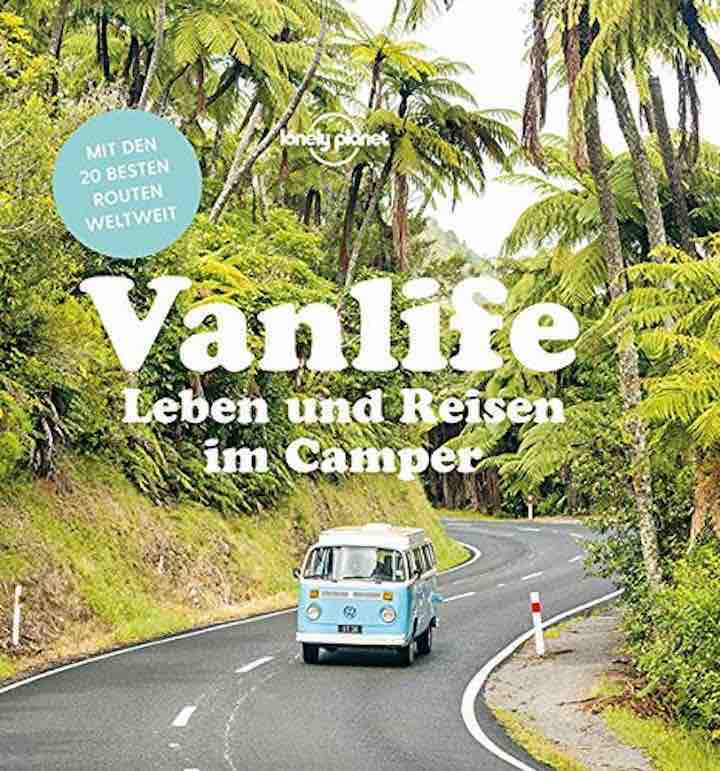 Lonely Planet Vanlife Routen