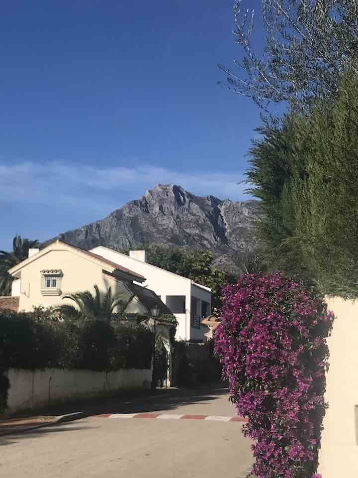 Marbellas Bergland
