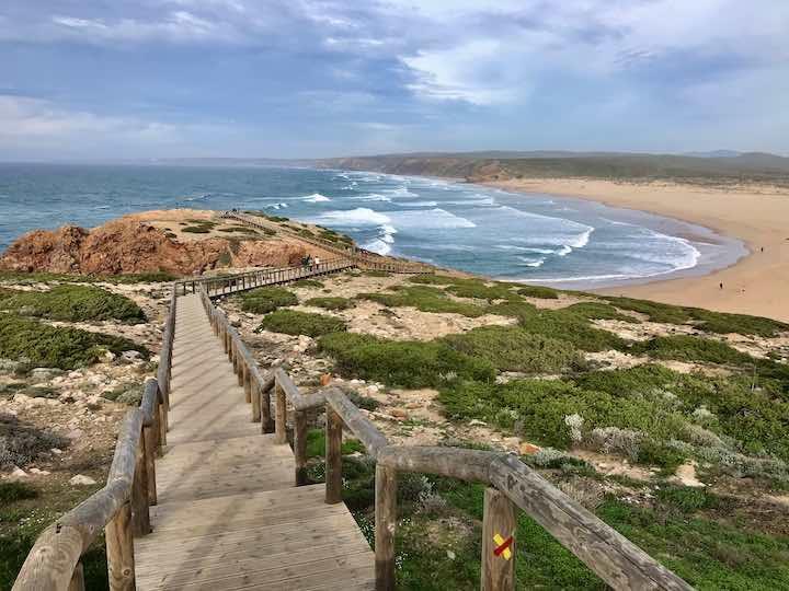 Praia de Bordeira