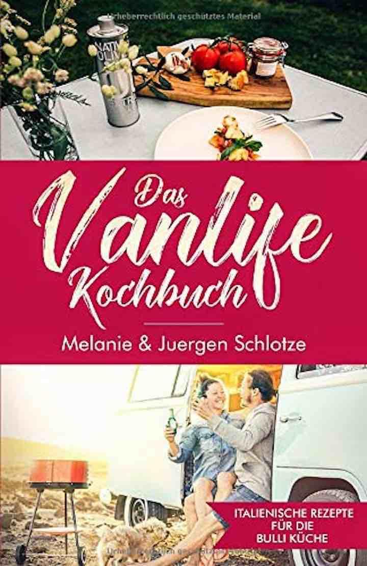 Vanlife Kochbuch Vanlife Geschenkidee