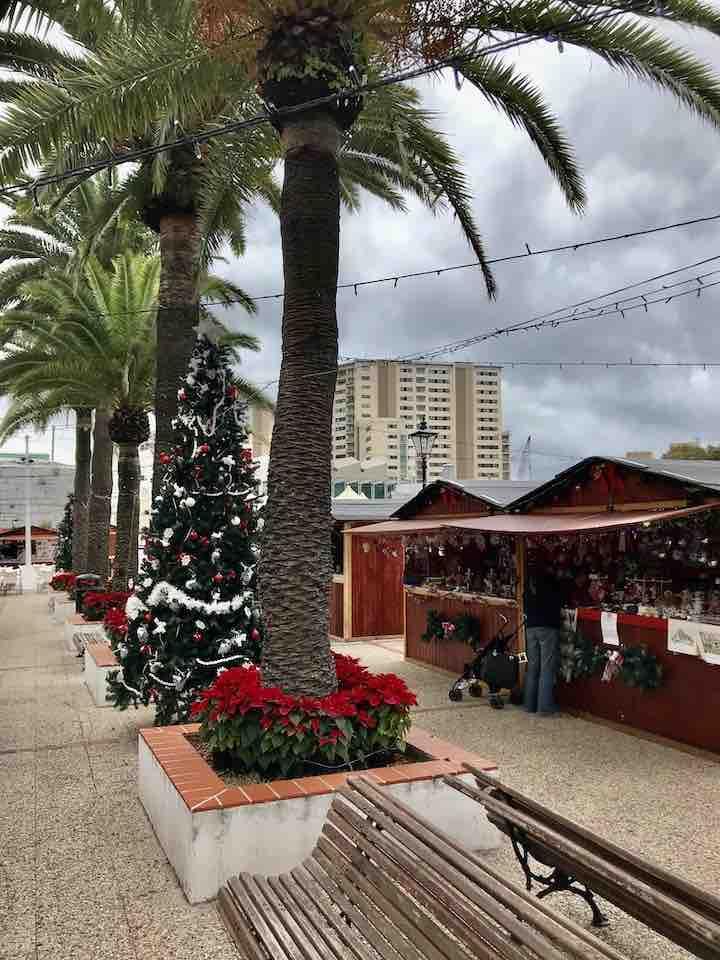 Weihnachtsmarkt Gibraltar Vanlife Andalusien