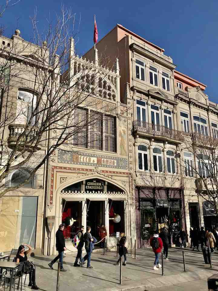 Bibliothek Porto
