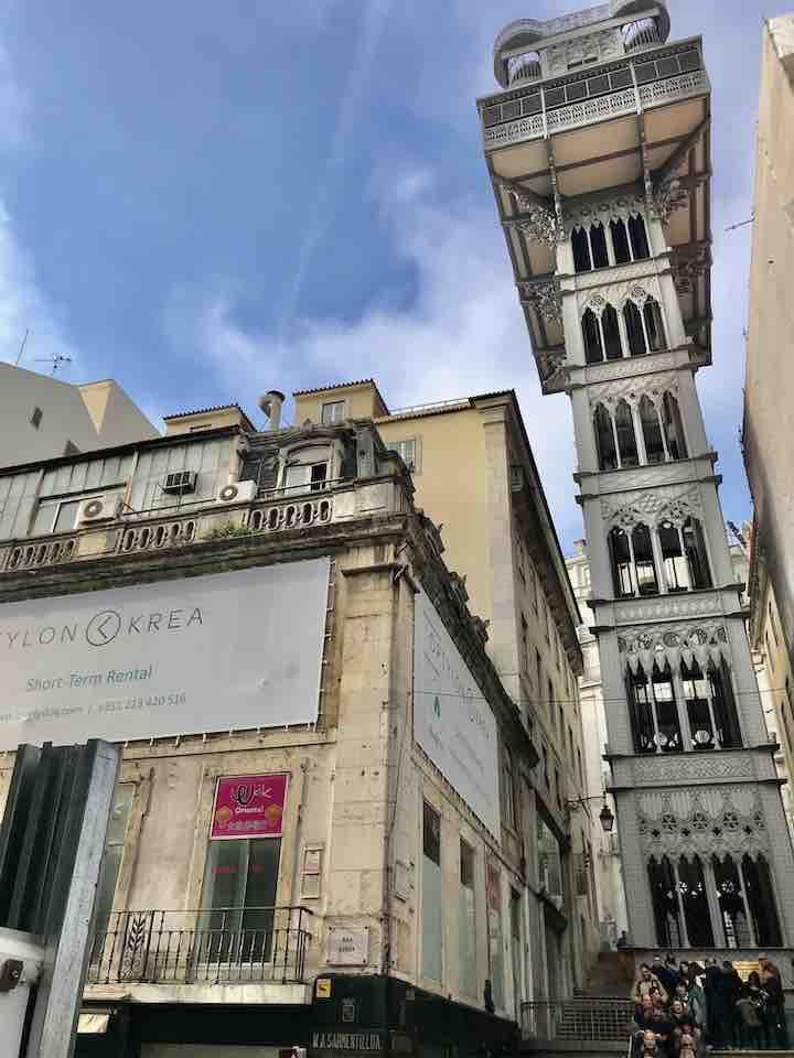 Elevador Justicia Lissabon