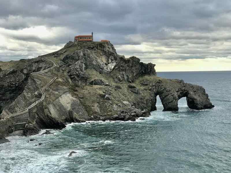 Gaztelugatxe Spanien