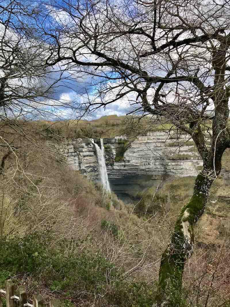 Gujuli Wasserfall Baskenland