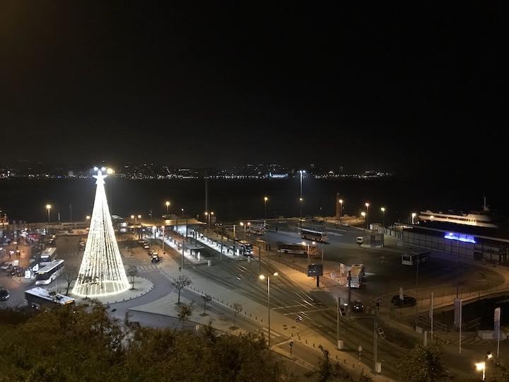 Hafen Almada