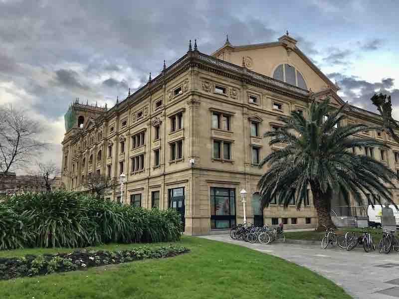 Historisches Gebäude San Sebastian