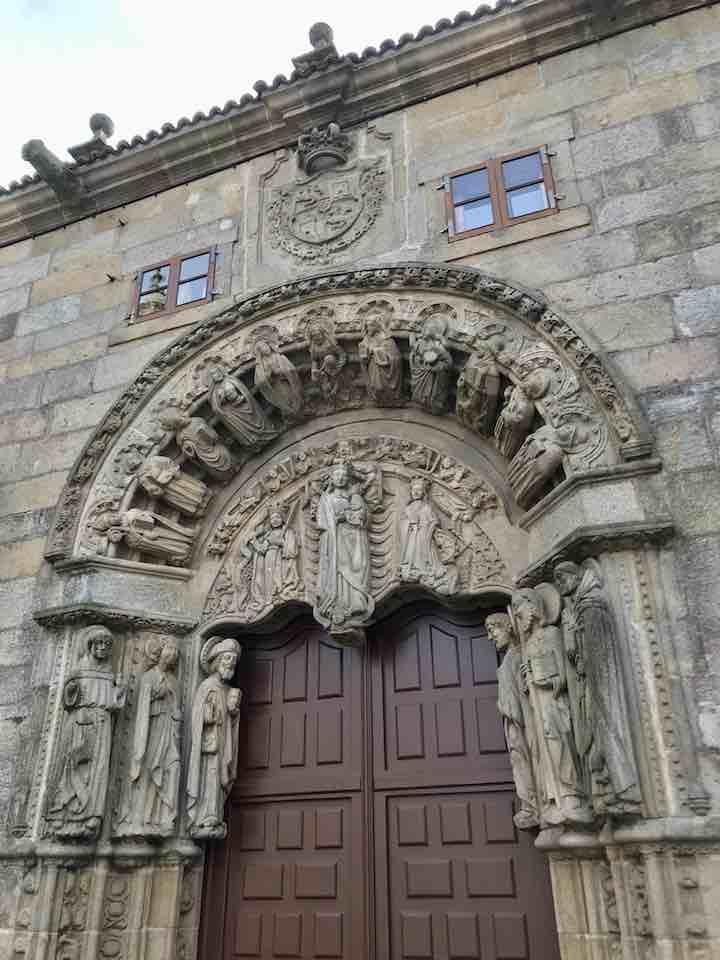Kirche Santiago de Compostela