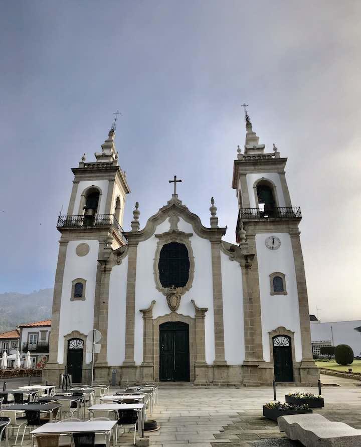 Kirche Vila Nova de Cerveira