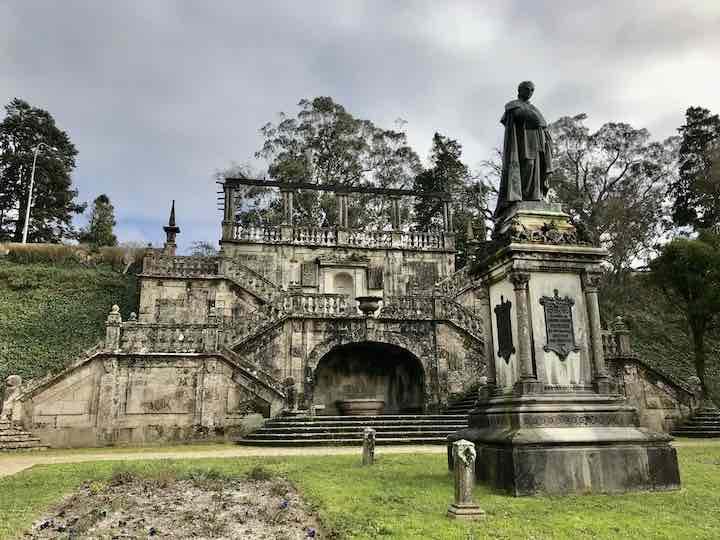 Park Santiago de Compostela