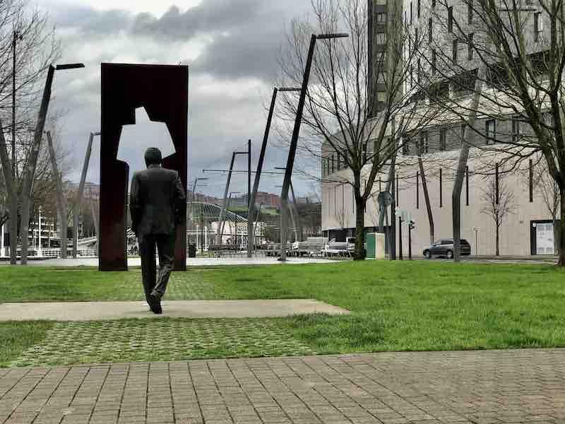 Skulptur Bilbao