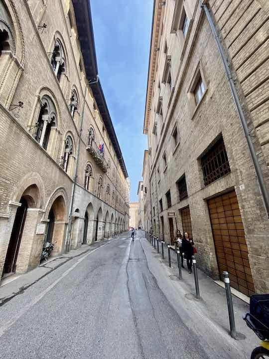 Altstadt Ancona