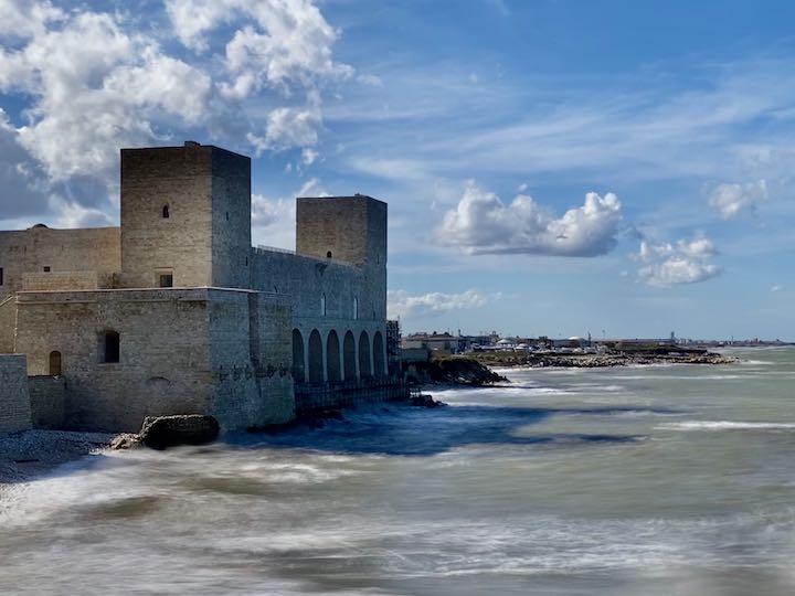 Burg Trani
