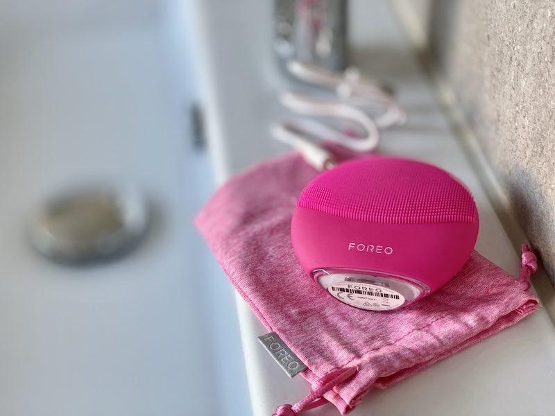 Gesichtsbürste und Zubehör