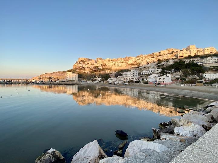 Hafen Peschici