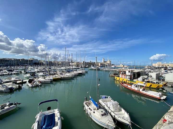 Hafen Trani