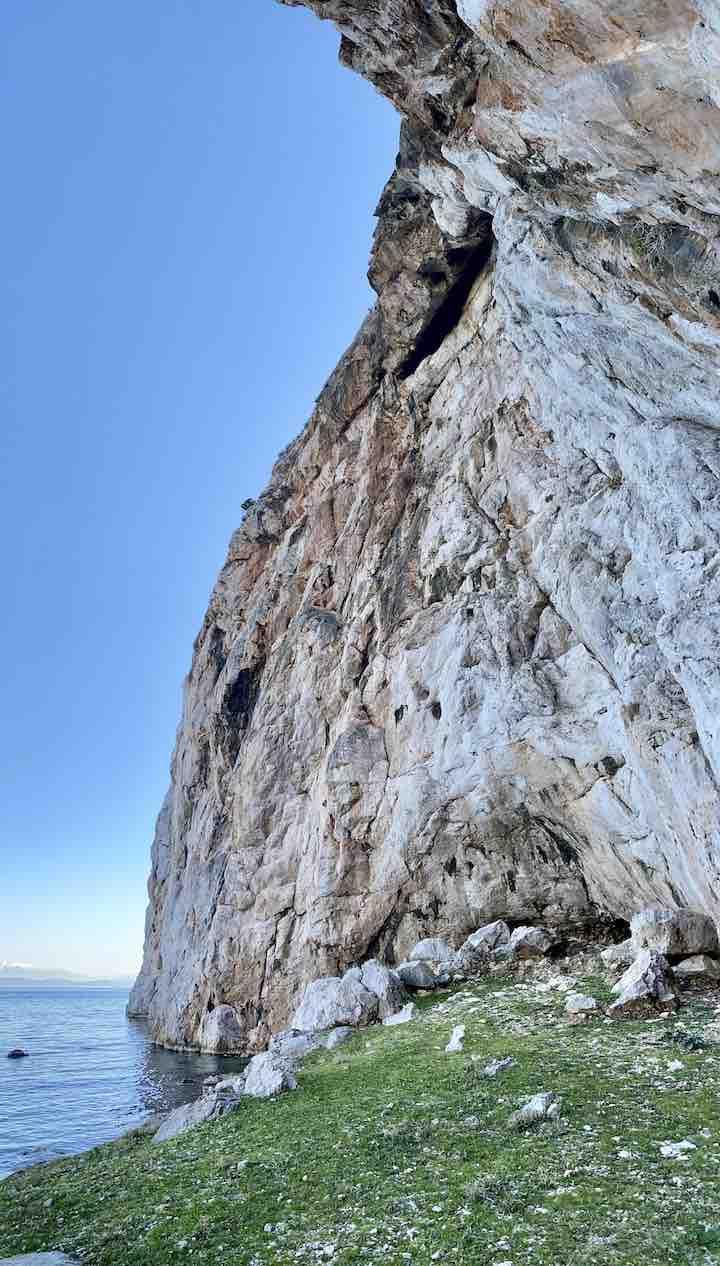 Felswand Kato Vasiliki 2