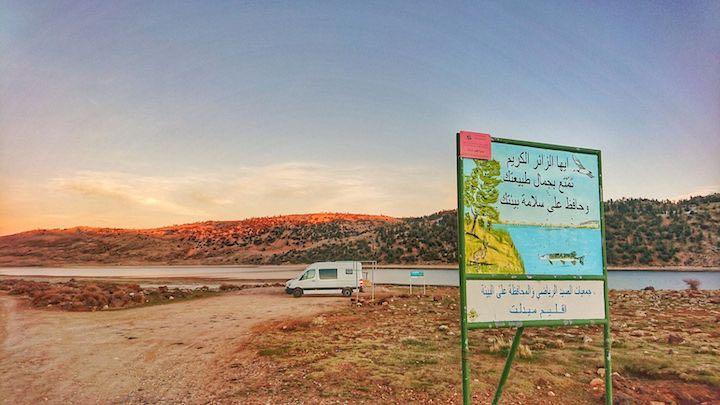 Mit dem Wohnmobil durch Marokko