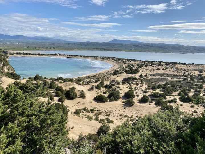 Strand bei Pylos